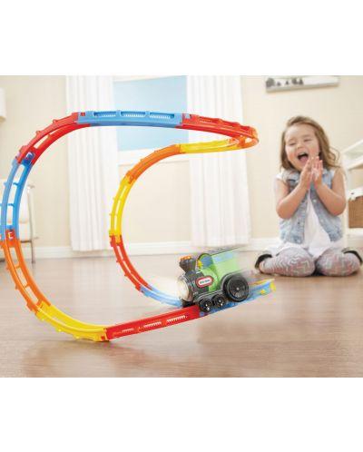 Детска игра Little Tikes - Влакче с релси - 3