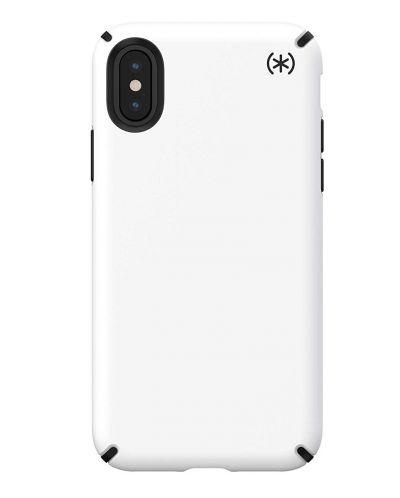 Калъф Speck - Presidio Pro, за iPhone XS, черен/бял - 1