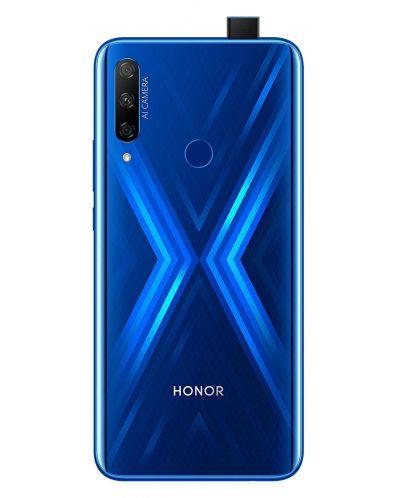 """Смартфон Honor 9X - 6.59"""", 128 GB, син - 4"""