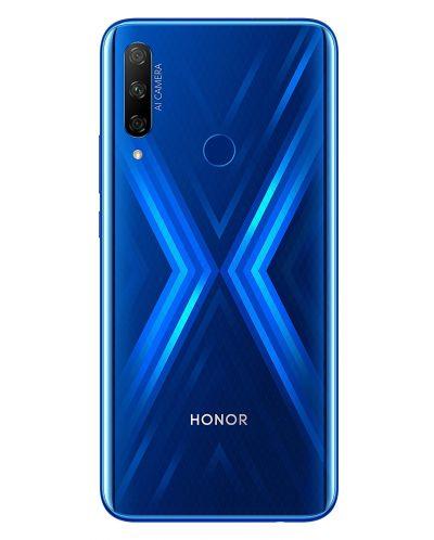 """Смартфон Honor 9X - 6.59"""", 128 GB, син - 2"""