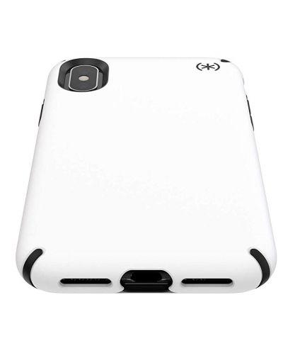 Калъф Speck - Presidio Pro, за iPhone XS, черен/бял - 4