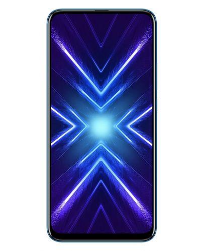 """Смартфон Honor 9X - 6.59"""", 128 GB, син - 1"""