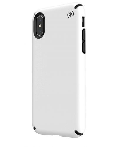 Калъф Speck - Presidio Pro, за iPhone XS, черен/бял - 3