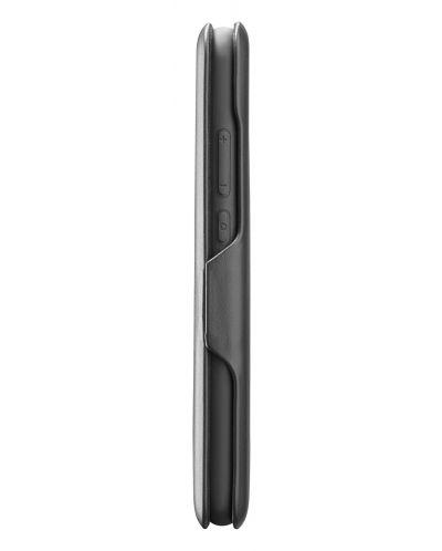 Калъф Cellularline - Book Clutch, за Samsung Galaxy S20+, черен - 2