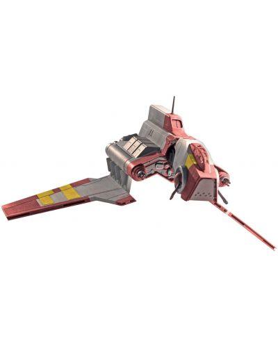 Сглобяем модел на космически кораб Revell Easykit STAR WARS - Republic Attack Shuttle (06683) - 1