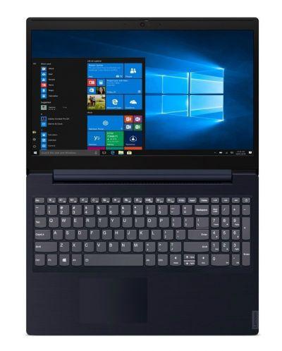 Лаптоп Lenovo ideapad L340 -  81LG00FUBM, син - 4