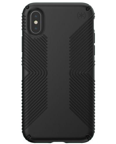 Калъф Speck - Presidio Grip, за iPhone XS, черен - 1