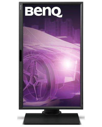 """Монитор BenQ - BL2420PT, 23.8"""", QHD, черен - 3"""
