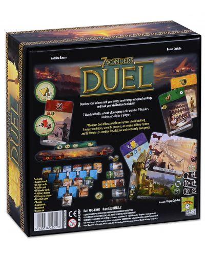 Настолна игра 7 Wonders: Duel - 1
