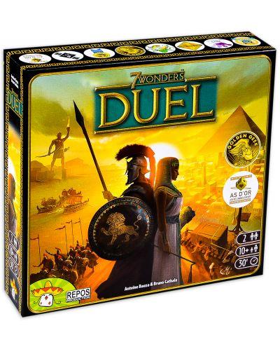 Настолна игра 7 Wonders: Duel - 2