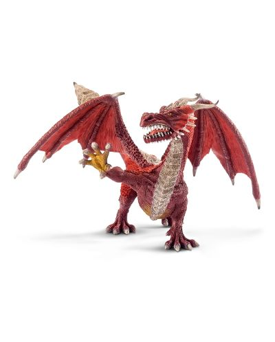 Фигурка Schleich от серията Дракони: Дракон - воин - 2
