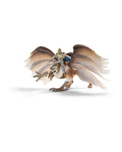 Фигурка Schleich от серията Рицари на Грифона: Ездач на грифон - 2