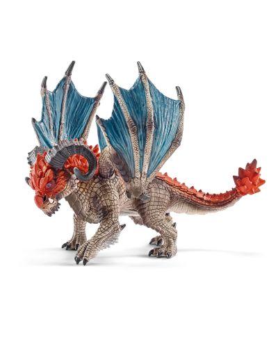 Фигурка Schleich от серията Дракони: Дракон - таран - 1