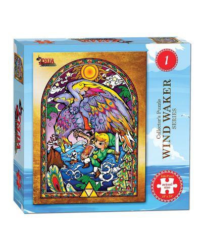 Колекционерски пъзел USAopoly, The Legend of Zelda - The Wind Waker, 550 части - 1