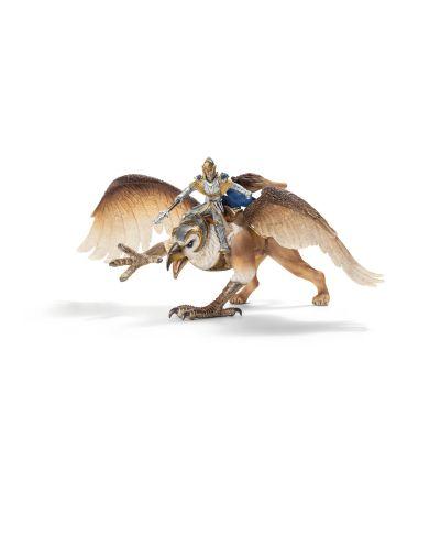 Фигурка Schleich от серията Рицари на Грифона: Ездач на грифон - 1