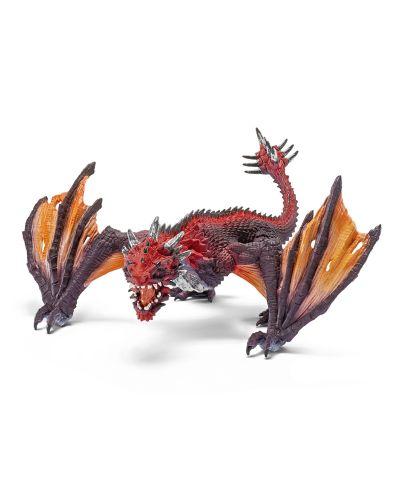Фигурка Schleich от серията Дракони: Дракон - боец - 1