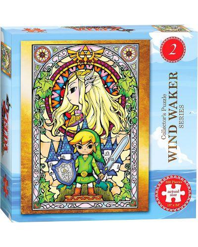 Колекционерски пъзел USAopoly, The Legend of Zelda: The Wind Waker #2 – 550 части - 1