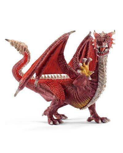 Фигурка Schleich от серията Дракони: Дракон - воин - 1