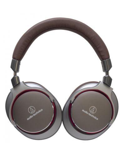 Слушалки Audio-Technica ATH-MSR7GM - сиви - 2