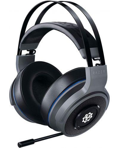 Гейминг слушалки Razer Thresher - Gears of War 5 Edition, Xbox One, черни - 1
