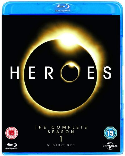 Heroes The Complete Season 1 (Blu-Ray) - 1