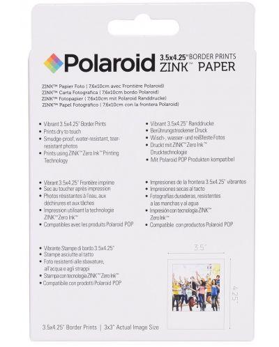 Хартия Zink 3x4 inch Media - 40 pack - 6