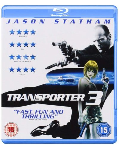 Transporter 3 (Blu-ray) - 1