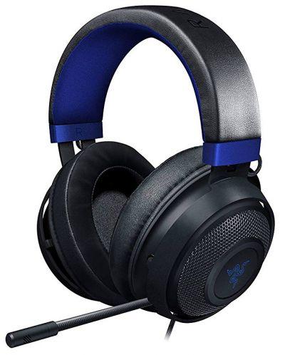 Гейминг слушалки Razer - Kraken for Console, черни - 1