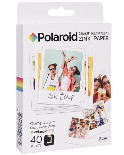 Хартия Zink 3x4 inch Media - 40 pack - 5