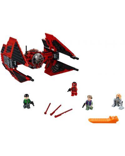 Конструктор Lego Star Wars - Major Vonreg's TIE Fighter (75240) - 4