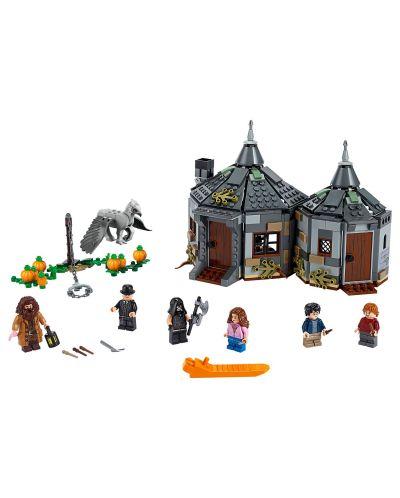 Конструктор Lego Harry Potter - Hagrid's Hut: Buckbeak's Rescue (75947) - 4
