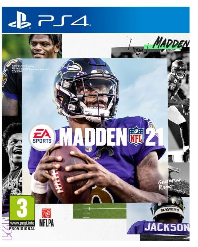 Madden NFL 21 (PS4) - 1