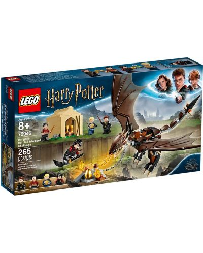 Конструктор Lego Harry Potter - Hungarian Horntail Triwizard Challenge (75946) - 1