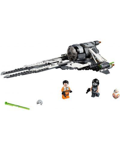 Конструктор Lego Star Wars - Black Ace TIE Interceptor (75242) - 4
