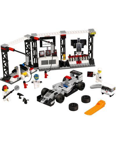 Конструктор Lego Speed - Пит-стоп на McLaren Mercedes (75911) - 4