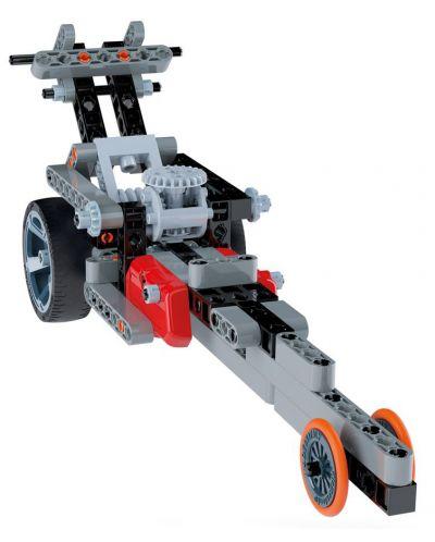 Конструктор Clementoni Mechanics Laboratory - Мотор, 130 части - 3