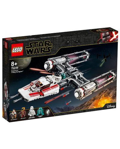 Конструктор Lego Star Wars - Resistance Y-wing Starfighter (75249) - 1