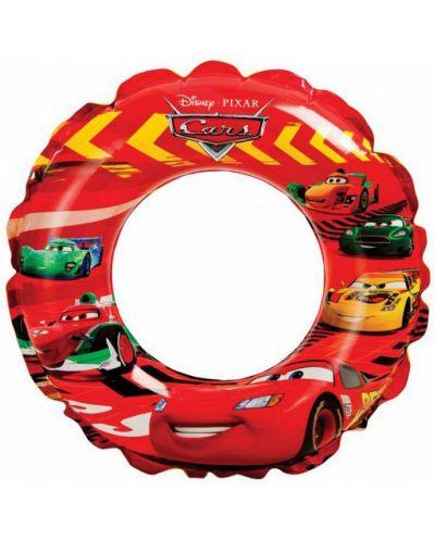 Надуваем пояс Intex - Cars - 1