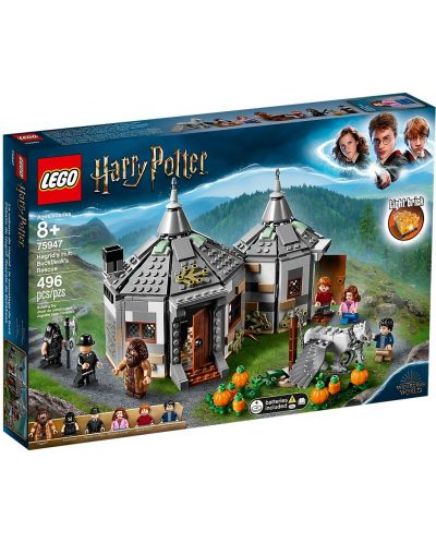 Конструктор Lego Harry Potter - Hagrid's Hut: Buckbeak's Rescue (75947) - 1