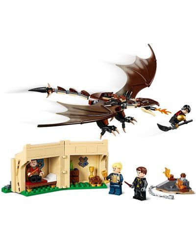 Конструктор Lego Harry Potter - Hungarian Horntail Triwizard Challenge (75946) - 3
