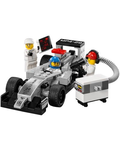 Конструктор Lego Speed - Пит-стоп на McLaren Mercedes (75911) - 6