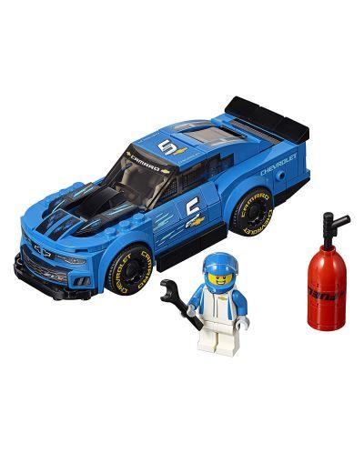 Конструктор Lego Speed Champions - Chevrolet Camaro ZL1 (75891) - 4