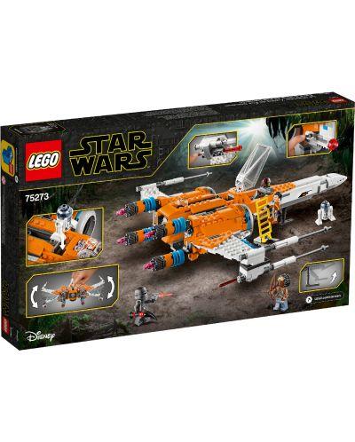 Конструктор Lego Star Wars - Poe Dameron's X-wing Fighter (75273) - 2