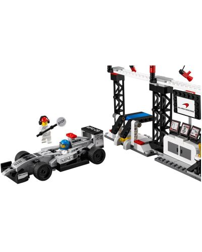 Конструктор Lego Speed - Пит-стоп на McLaren Mercedes (75911) - 5