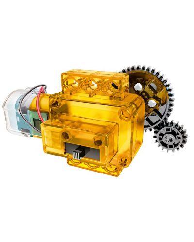 Конструктор Clementoni Mechanics Laboratory - Строителни машини, 250 части - 9