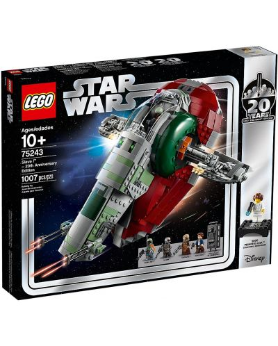 Конструктор Lego Star Wars - Slave l, 20th Anniversary Edition (75243) - 1