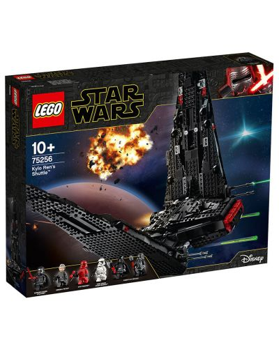 Конструктор Lego Star Wars - Kylo Ren's Shuttle (75256) - 1