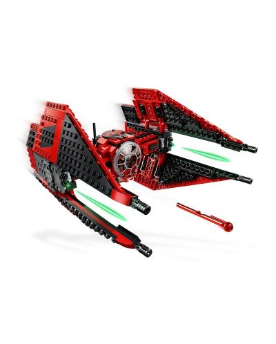 Конструктор Lego Star Wars - Major Vonreg's TIE Fighter (75240) - 2