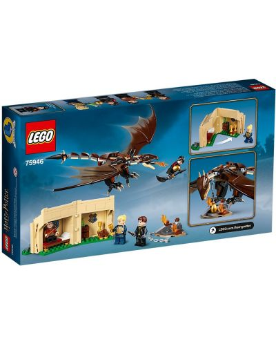 Конструктор Lego Harry Potter - Hungarian Horntail Triwizard Challenge (75946) - 4