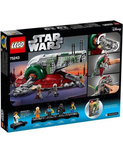 Конструктор Lego Star Wars - Slave l, 20th Anniversary Edition (75243) - 6